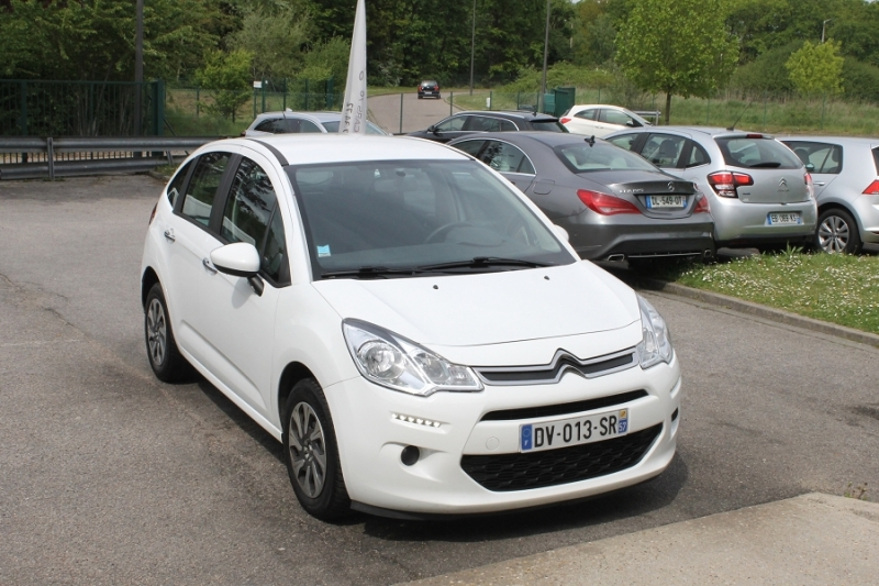 Photo 7 de l'offre de CITROEN C3 (2E GENERATION) II (2) 1.6 BLUEHDI 75 CONFORT à 7450€ chez Premium Cars 76