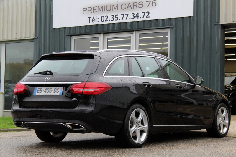 Photo 2 de l'offre de MERCEDES-BENZ CLASSE C 4 SW C IV SW 350 E EXECUTIVE 7G-TRONIC à 27450€ chez Premium Cars 76