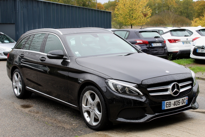 Photo 7 de l'offre de MERCEDES-BENZ CLASSE C 4 SW C IV SW 350 E EXECUTIVE 7G-TRONIC à 27450€ chez Premium Cars 76