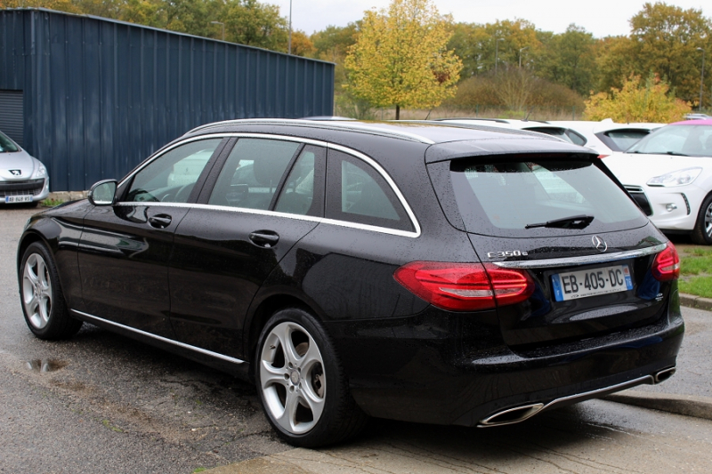 Photo 8 de l'offre de MERCEDES-BENZ CLASSE C 4 SW C IV SW 350 E EXECUTIVE 7G-TRONIC à 27450€ chez Premium Cars 76