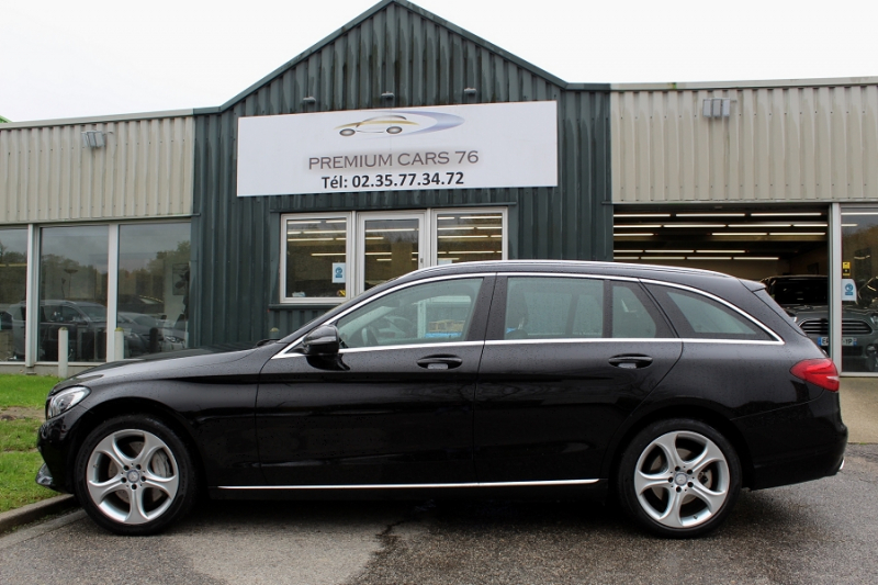 Photo 9 de l'offre de MERCEDES-BENZ CLASSE C 4 SW C IV SW 350 E EXECUTIVE 7G-TRONIC à 27450€ chez Premium Cars 76